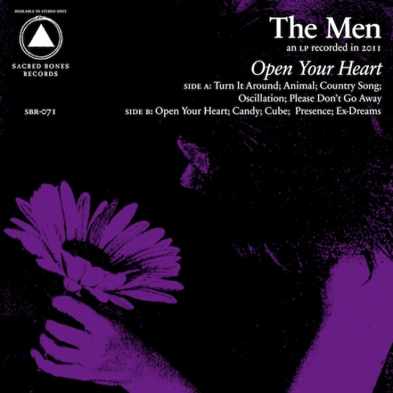 The Men - Open Up Your Heart