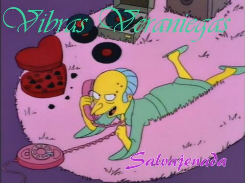 Un compilado tan sensual como el Sr. Burns