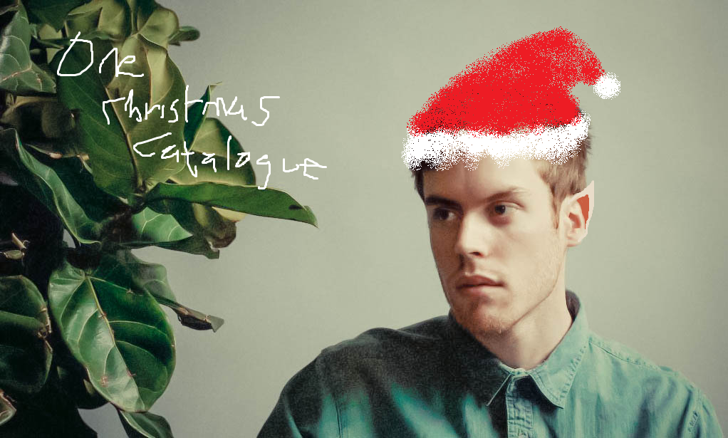 Cover Wild Nothing  - One Christmas Catalogue (Captain Sensible Cover)