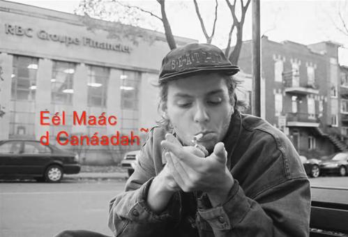 El Mac de Canadá, compas