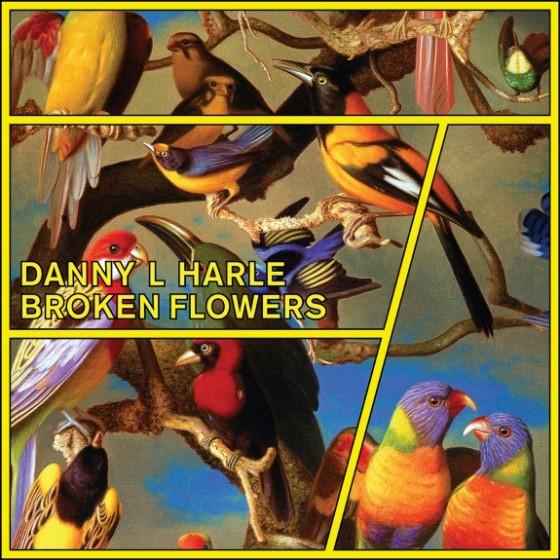Danny-L-Harle-Broken-Flowers-EP-art-575x575