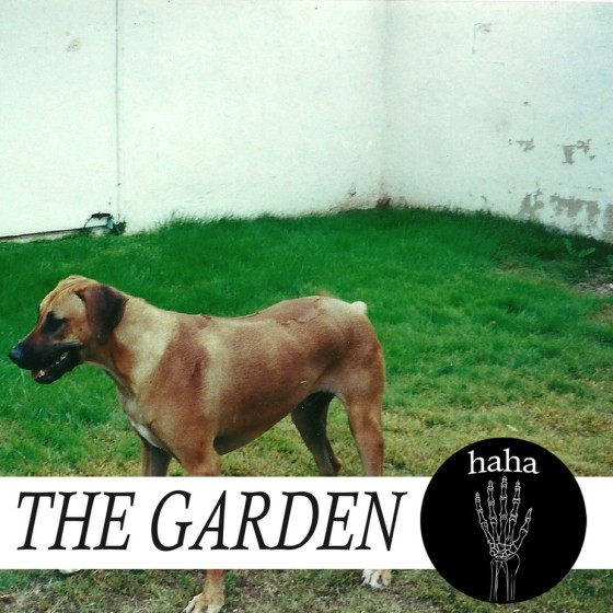 the garden - haha